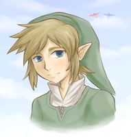 here, have a Link. by Karrotcakes