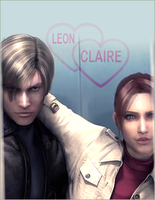 Claire X Leon ID by ll-SleOn-ll