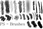 PS Brushes 1...O_o by Dark-Zeblock