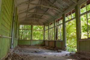 Abandoned 14 by ManicHysteriaStock