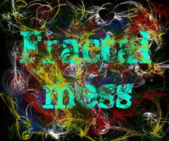 Fractal mess by hellsyouth