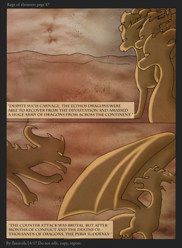 Rage of elements page 87 by floravola