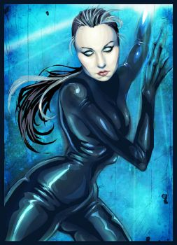 The Body Suit Blues by asunder
