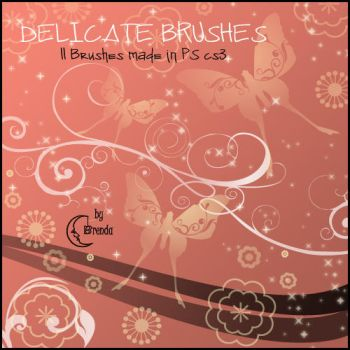Delicate Brushes PS by Coby17