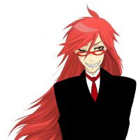Grell sutcliff by batcat1