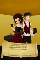 The Thenardiers by HolyMusicalBatman