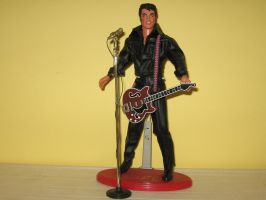 Elvis Presley Figure 1 (60's) by RoyPrince