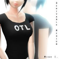 Simple Shirt :IMVU: by Mikeinel
