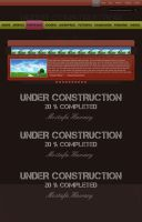 Under construction webtemplate by MSFA