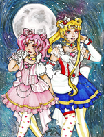 Sailormoon With Frills by hobbit-katie