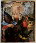 Saint Lucy by hogret