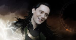 Loki - God of Good Hair by RancidRainbow