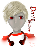 Dave Strider by timaeuss