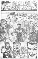 Heroic issue 2 -4 by tromaman