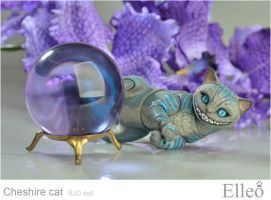 Cheshire-cat bjd doll 06 by leo3dmodels