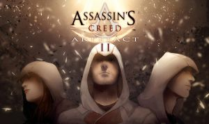 ASSASSIN'S CREED ARTEFACT II by Wencuts