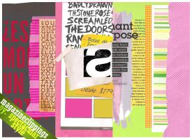 magazine clippings by spectacularstyle