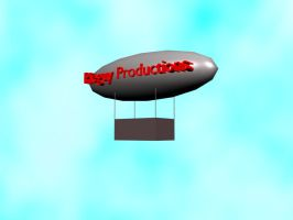 Pieguy Productions Blimp by Pieguy48