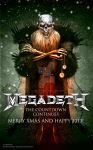 MEGADETH contest 2012 by stan-w-d