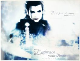 Embrace your dreams by KatalunaEternity