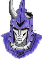 MTMTE Cyclonus by DarkPanik