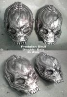 Predalien Skull for ~Hellwolve by Uratz-Studios