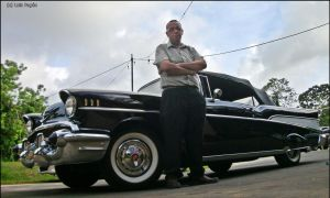 rollin' in my 57' Chevy by Mister-Lou
