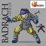 Badrach Sprite HD  by personauser