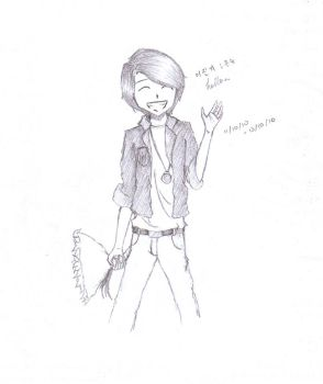 Hello_Onew by eigh8t