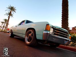 One Clean El Camino by Swanee3