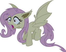 Flutterbat is Surprised by The-Queen-Of-Cookies