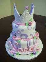 Little Princess cake by see-through-silence