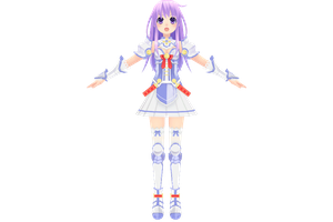 Hyperdimension Neptunia V, Nepgear Cosplay by xXNekochanofDoomXx
