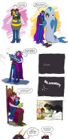 HOMESTUCK DUMP by Beltanez