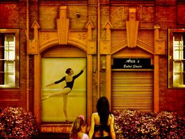 The Ballet Studio by 3punkins