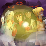 RWBYXScooby Doo by Sogequeen2550
