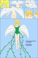 An Angel is Born by clampfan101