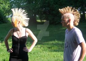 Mohawks by the-mexican-666