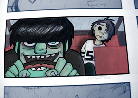 D Day - Storyboard by xxsuperfire