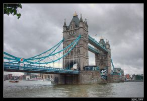 London - Tower Bridge by Klek