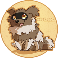 TinyRacoon by chirpeax