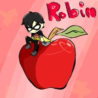 Robin Apple by Laughing-SkullZ