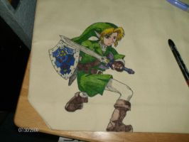 link colored by Marimokun