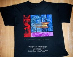 Contest: MMZ T-Shirt Photo by Su5anLee
