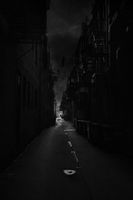 Alley I by sissorelle