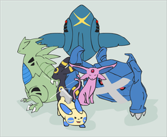 Team 3 by Dunsparce-is-best