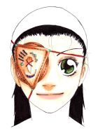 Mirra: eyepatch by SavvyKatt