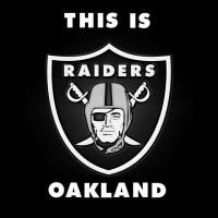This Is Oakland (Raiders) by uwpg2012
