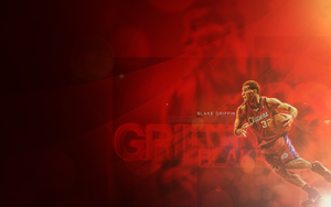 Blake Griffin by mrh09