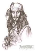 Captain Jack Sparrow... Savvy? by Leopreston